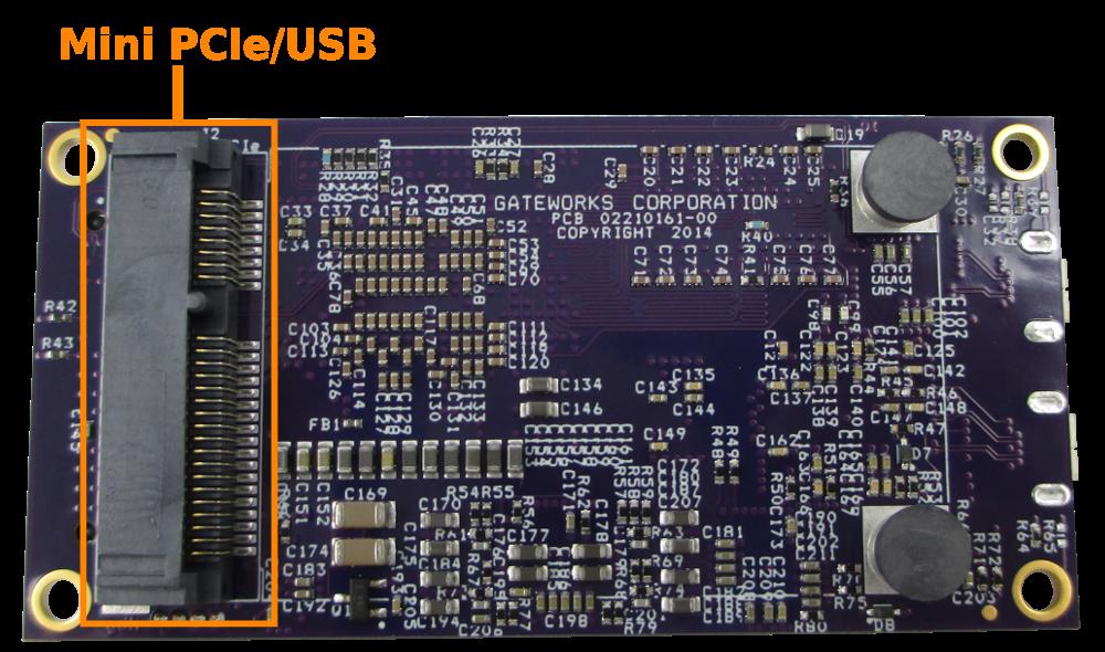 Ventana GW5510 Single Board Computer