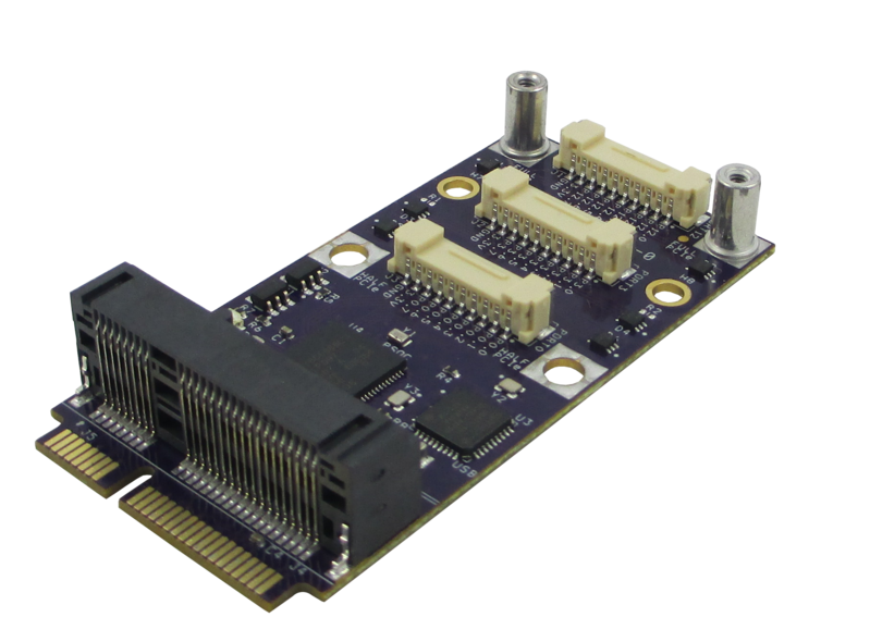 GW16113 Mini-PCIe USB Expansion Module