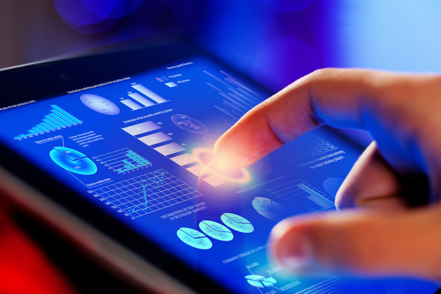 Asset Monitoring Screen