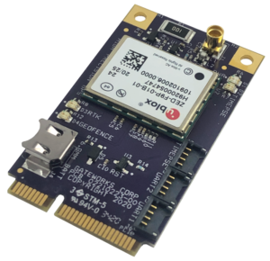 High Precision GPS Mini-PCIe Card