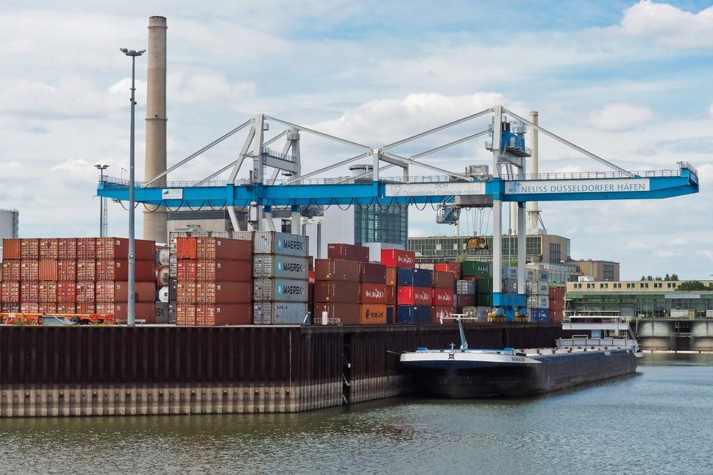 port, port facility, transport