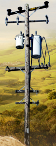 IoT Power Pole